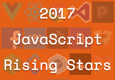 2017 JavaScript Rising Stars